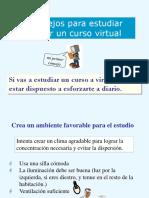 2 Consejos Para Estudiar Un Curso Virtual