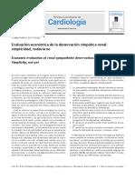 Evaluaci n Econ Mica de La Denervaci n Simp Tica r 2014 Revista Colombiana d