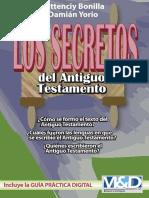 Los Secretos Del Antiguo Testamento