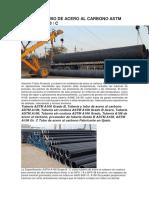 TUBERÍA Y TUBO DE ACERO AL CARBONO ASTM A106 GRADO B.docx