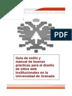 Guia de Estilos Webs en El BOUGR