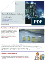 Process Technology and Equipment