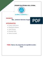 Banco Ácidos y Bases GRUPO7