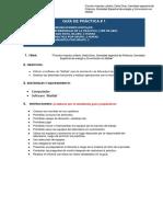 Guía de Práctica de Comunicaciones Digitales