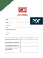 Blanko Surat Rekomendasi Calon Pendaftar MITI KM 2017.docx