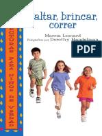 Marcia Leonard - Saltar, Brincar, Correr Hop, Skip, Run