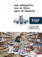Busqueda bibliografica Chimbote