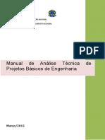 Manual de Análise Técnica de Projetos Básicos de Engenharia_v4