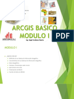 Sig y Arcgis Basico - Modulo i