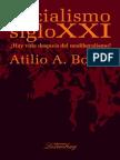 Boron, Atilio - Hay vida despues del neoliberalismo.pdf