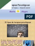 19 terapias