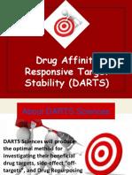 Darts Target Identification
