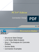 PCI 6th Edition - Connection Design.ppt