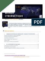 Observatoire du monde cybernétique Lettre n°61 Avril 2017