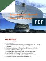 1 Ecuaciones de Maxwell y Ondas Electromagnéticas 2017-1.Pptx