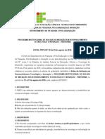 Edital_PIBITI_IFMA_2010-2011