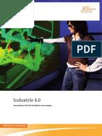 BMBF Industrie 4.0 (2014 April)