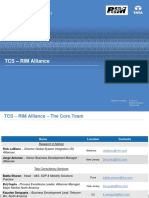 Tcs - Rim Alliance - Tcs Brms' - Final