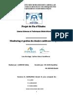 Monitoring Et Gestion Des Doss - Lahrichi Safae_1209