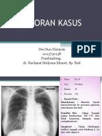 Hipertensi Pulmonalis