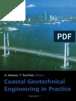 Coastal Geotechnical Engineering in Practice, Volume 1