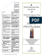 2018-29 June - Matlit Hymns - St Peter & St Paul- Apostles Feast