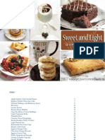Sweet and Light PDF