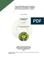 Analisa Prestress pada percast U Girder.pdf