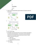 Econjn 0060 Study Guide, Exam 3 Fall17