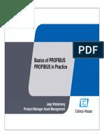 Basics of Profibus Profibus in Practice v111