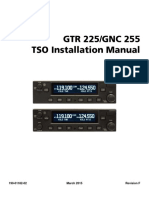 Garmin GTR 225_GNC 255 Installation Manual