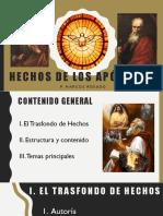 Hechos de Los Apóstoles