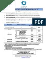 tabela de quotas ce-cplp