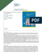 Histología, Embriología e Ingeniería Tisular Bucodental (1)