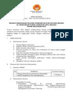 Pengumuman Seleksi Terbuka PPNPN 1