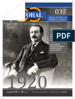 Hacia un Siglo de Periodismo | 03-1920