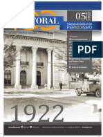 Hacia un Siglo de Periodismo | 05-1922