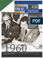 Hacia un Siglo de Periodismo  43-1960