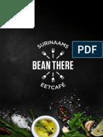 Bean There Surinaamse Food Menu