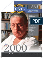 Hacia un Siglo de Periodismo | 83-2000