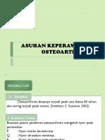 ASUHAN KEPERAWATAN OSTEOARTRITHIS