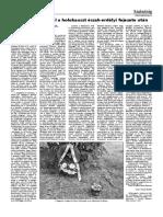 Feladataink 74 évvel a holokauszt észak-erdélyi fejezete után