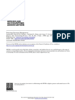1995 - Dechow, Sloan, Sweeney - Jurnal - Detecting Earnings Management