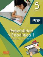 Probabilidad estadistica1