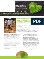 Press Release World Environment Day