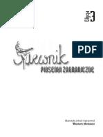 Michalski Wojciech - Śpiewnik 02 - Zagraniczny Rock