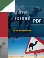 Tom Tyler, Manuela Rossini - Animal Encounters (Human-Animal Studies) (2009)