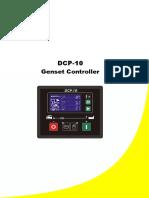Manual DCP 10