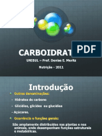 caboidratos