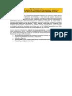 Modelos epistemicos para evaluación de desempeño ambiental en el Estado Peruano
